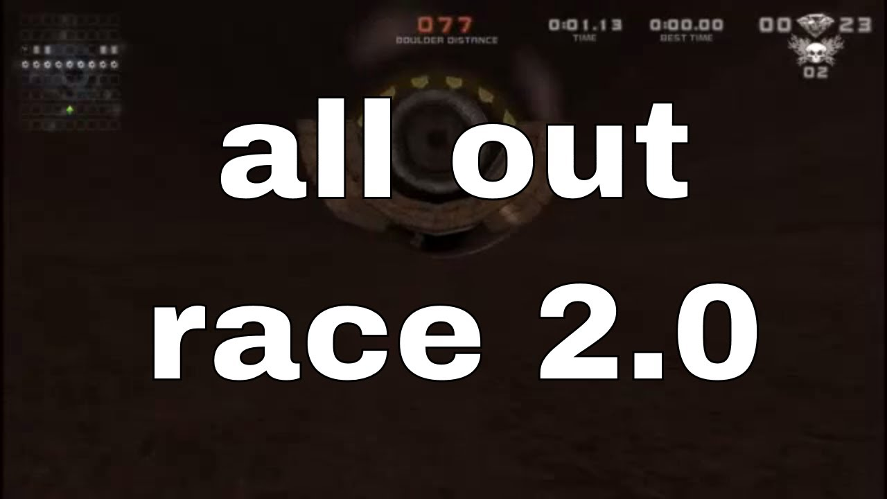 all out race image