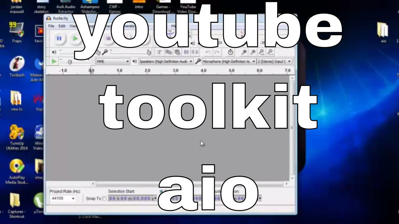 youtube aio image